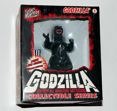 Godzilla 2007  Far East Monsters Lights And Sound New In Box