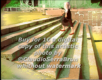 The Girl Of Red Shoes-2-by ©ClaudioSerraBrun  copy online sending