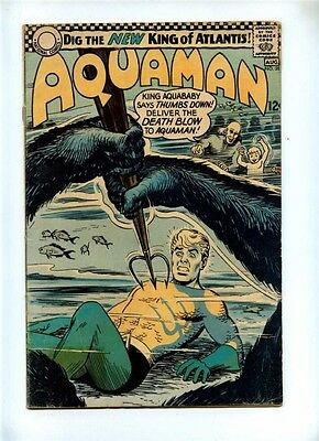 Aquaman #28 - DC 1966 - GD