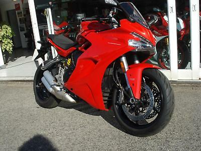Ducati Supersport, 2017, One Lady Owner, Immaculate Low Mileage Example.