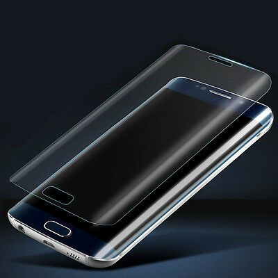 Full Cover Curved Tempered Glass Screen Protector For Samsung Galaxy S7 Edge S8+