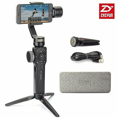 Zhiyun Smooth 4 Gimbal 3-Axis Handheld Stabilizer for iPhone Android Smartphone