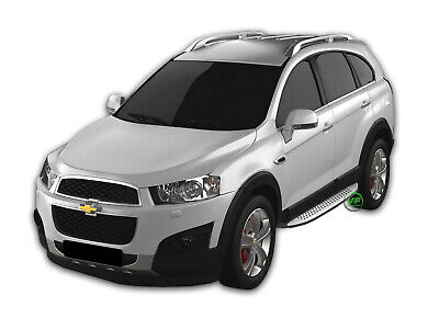 CHEVROLET CAPTIVA 2012-up  Running Boards Side Steps  STYLISH DESIGN