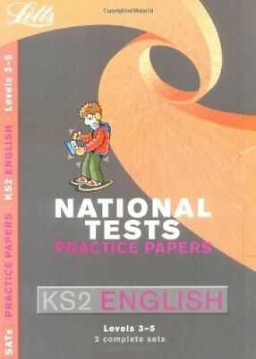 Letts Key Stage 2 Practice Test Papers - English SATs: Levels 3-5-John Goulding
