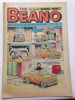 DC Thompson THE BEANO Comic. Issue 1633. November 3rd 1973 **FREE UK POSTAGE**