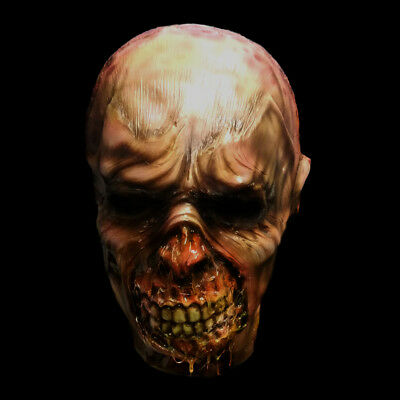 Decayed Mutant Zombie style Mask fancy dress cosplay