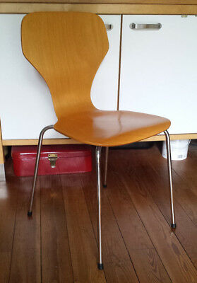Stühle Chair STUHL Danish Holzstuhl 4 Design Made PHOENIX x lK1TJcF3