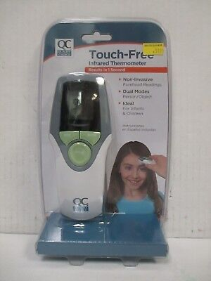 Quality Choice Touch-Free Infrared Thermometer - 89-348 - Rc 5725