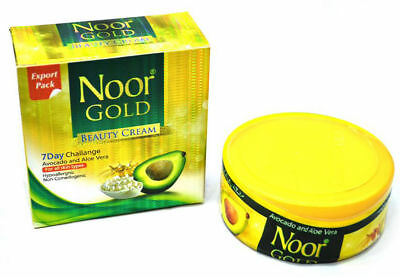 Noor Gold Beauty Cream Avocado and Aloe Vera- FREE SHIPPING WORLD WIDE