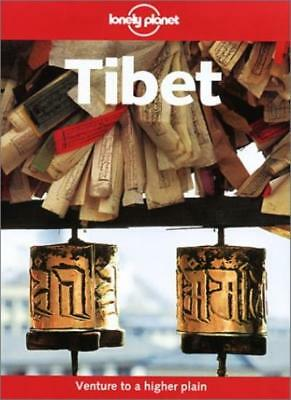 Tibet (Lonely Planet Country Guides)-Michael Buckley, Bradley Mayhew, Monique C