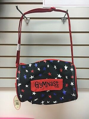 NEW WITH TAGS Kid's Gymnastics Small Duffle Bag
