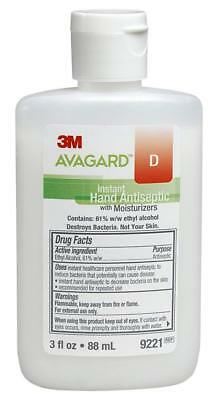 3M 9221 Avagard D Instant Hand Antiseptic with Moisturizers
