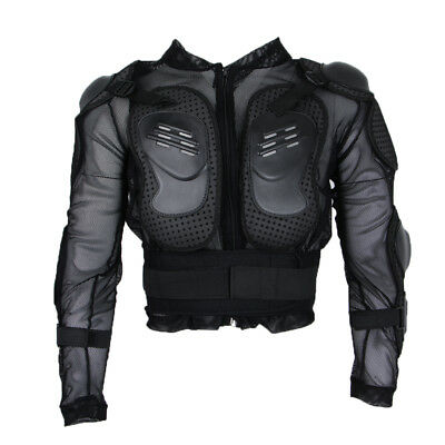 Racing Full Body Protective Armour Spine Chest Protection Gear Jacket