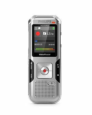 Philips Voice Tracer DVT4010 Digital Voice Recorder (dvt4010-00) (dvt4010/00)