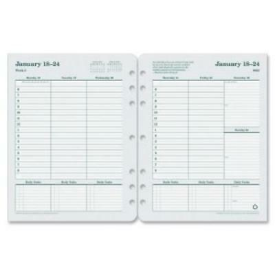 Franklin Covey Original Full Year Daily Planning Pages (35431)