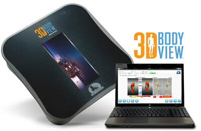 Foot Leveler Footleveler 3D BodyView - Powered by V7+ Software Foot Orthotics