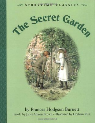 The Secret Garden-Frances Hodgson Burnett, 0749854537
