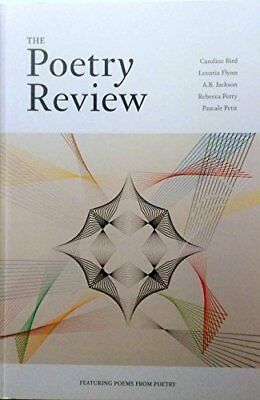 The Poetry Review 2016: Part 106:1-Maurice Riordan, Stuart Daly