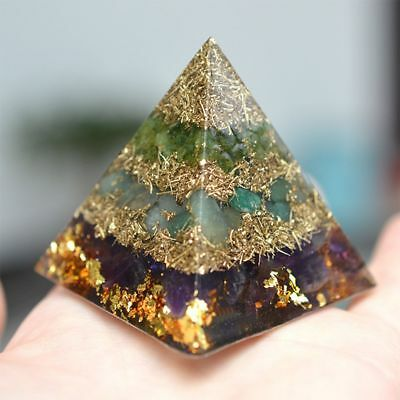 Practical Oversized Mould Resin Making Pyramid Silicone Craft Pendant Mold