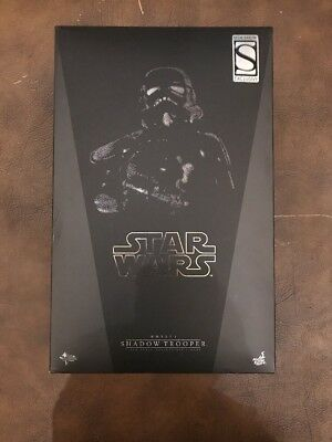 Sideshow Shadow Stormtrooper 1/6 Scale