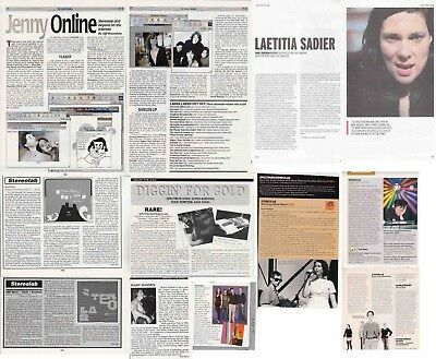 STEREOLAB : CUTTINGS COLLECTION -interviews-