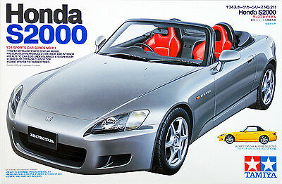 Tamiya 24211 Honda S2000 1/24 scale kit
