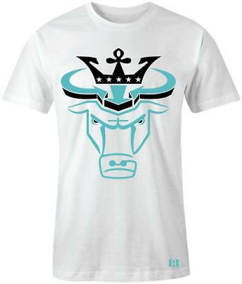 """/""""Crown Bull/"""" T-Shirt to Match Retro /""""Altitude/"""" 13/'s"""