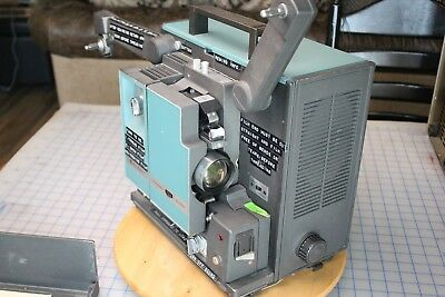 Bell & Howell Model 1552B 16mm Movie Projector Autoload Filmosound Needs Repair