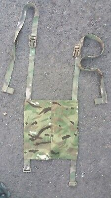 British Army Virtus Bergen Load Carrying Straps Extras