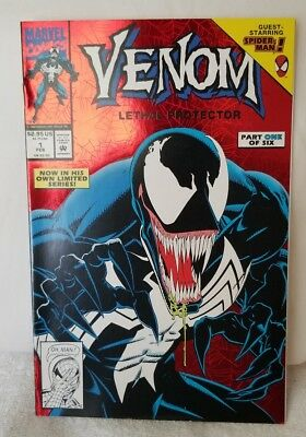 Marvel Comics Venom Lethal Protector #1 (Feb. 1993) VF maybe Better