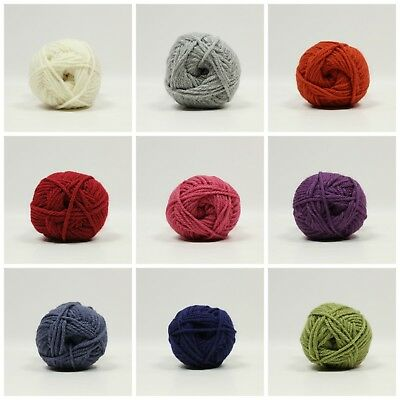 DY Choice Chunky with Wool - 100g - 75% Acrylic & 25% Wool