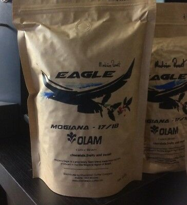 Brazilian Eagle Roasted Coffee Beans (a smooth after taste)
