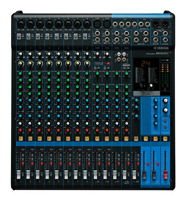 Yamaha MG16XU  16 Channel Mixer with Effects and USB