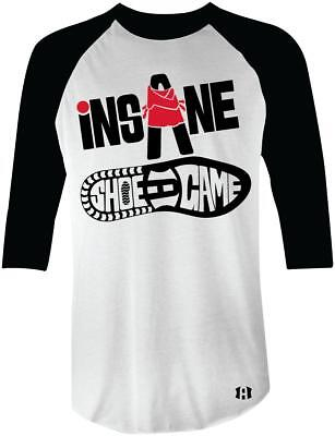 "/""INSANE SHOE GAME/"" T-SHIRT to Match Air Retro 6 /""ALTERNATE 91/"""