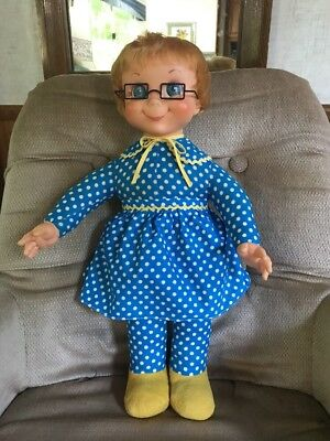 Straight Hair Mrs Beasley 1967 By Mattel Restored To Talk And Cleaned