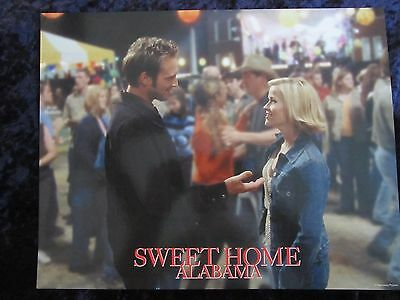 SWEET HOME ALABAMA lobby card # 7 -  REESE WITHERSPOON, JOSH LUCAS