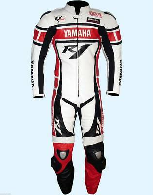 Yamaha R1 Style Motorbike Leather Suits Motogp Ridng  Motorcycle Leather Suits