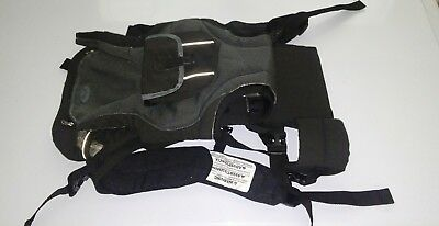 6e552c8ba95 EVENFLO SNUGLI SOFT Carrier Front and Back Pack Baby Carrier 7-26 lb ...