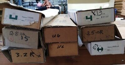 Boxes of Leadcame for Leadlighting / Stained Glass