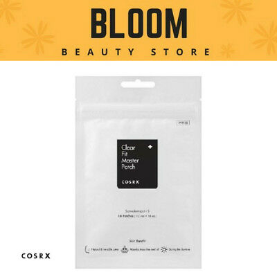 [COSRX] Clear Fit Master Patch 1 pack (18 Patches) Pimple Acne