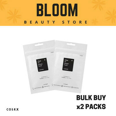 [COSRX] Clear Fit Master Patch x2 packs BULK BUY - 18 patches/pack Pimple Acne
