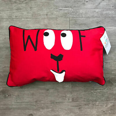 Boys Girls Primark Home Kids Dog Dogitude Matching Cushion