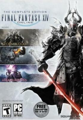 Final Fantasy XIV: Online Complete Edition (PC Games)