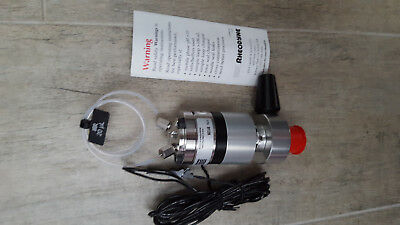 Rheodyne Model 8125 Low Dispersion Injector / 20 μL sample loop