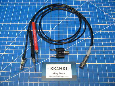 Custom Test Probe - Assembled - B&K 277/B&K 290 FET VOMs/Solid State VTVMs
