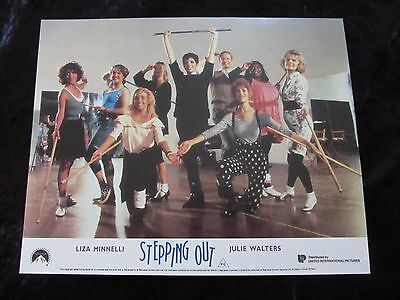 Stepping Out lobby cards - Liza Minnelli, Julie Walters