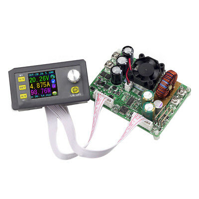 RD DPS5015 DC 50V 15A Step-down Regulated LCD Digital Power Supply Adjustab C3S3