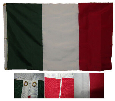 Insignes NEW 3X5 GREENLAND FLAG 3'X5' FOOT FLAGS GREEN LAND F640
