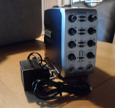 Lexicon Omega Studio USB Audio Interface - Guter Zustand