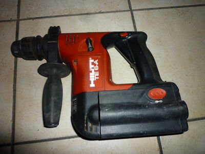 PERFORATEUR HILTI TE 6 -A 36 V  NI-cd